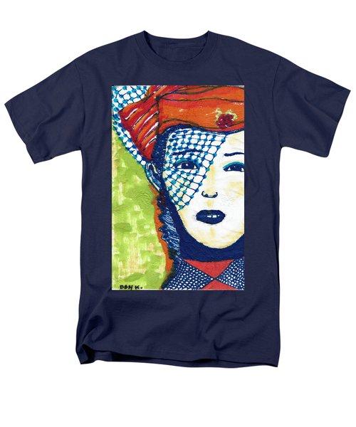 Blue Veil Men's T-Shirt  (Regular Fit) by Don Koester