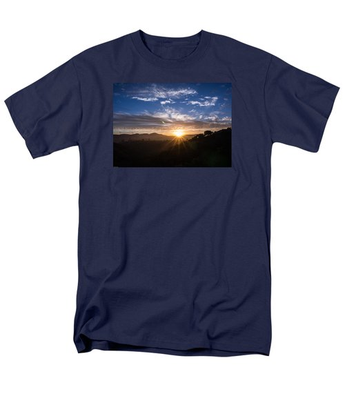 Brand New Day  Men's T-Shirt  (Regular Fit) by Jeremy McKay