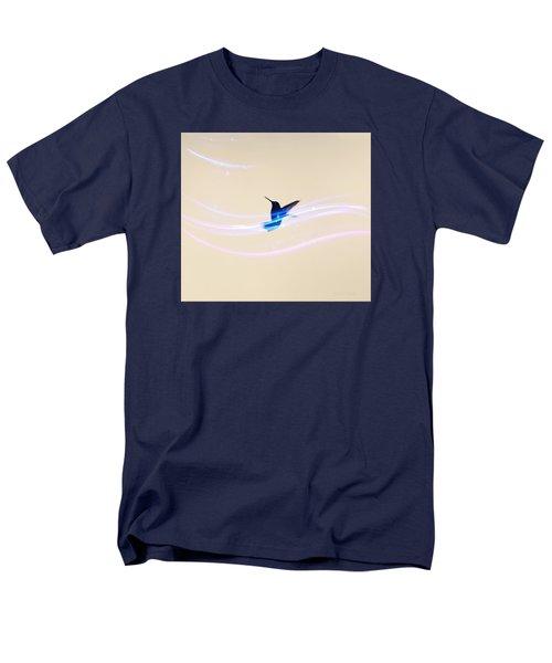 Men's T-Shirt  (Regular Fit) featuring the photograph Breeze Wings by Debra     Vatalaro