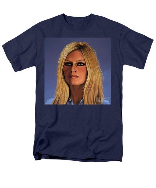 Brigitte Bardot 3 Men's T-Shirt  (Regular Fit) by Paul Meijering
