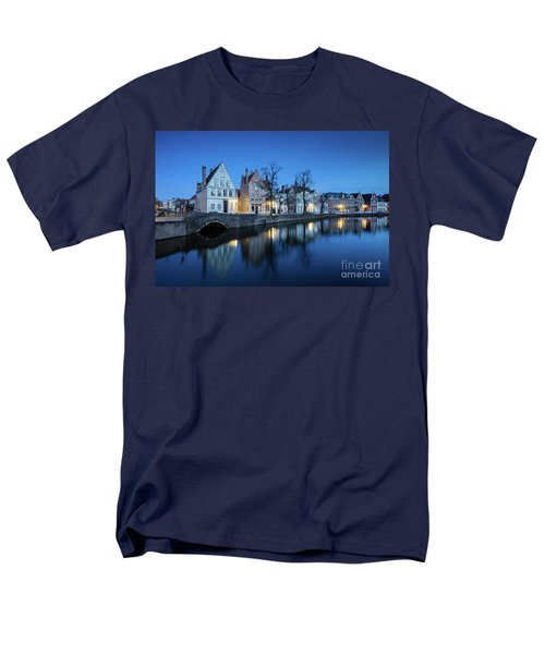Magical Brugge Men's T-Shirt  (Regular Fit) by JR Photography