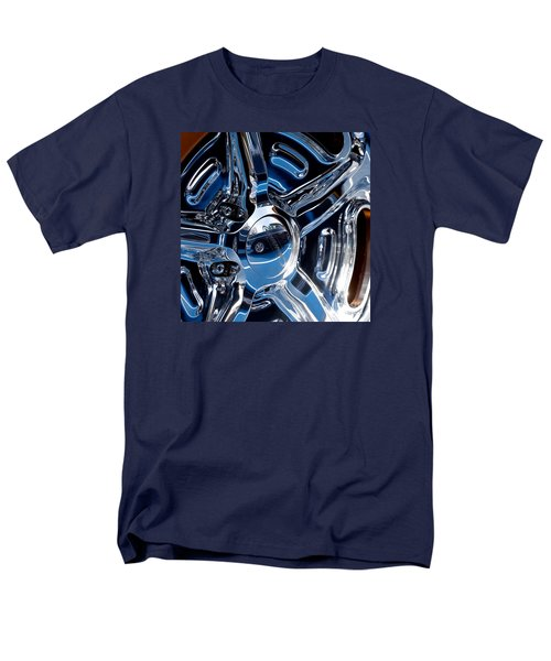 Budnik Wheel 01 Men's T-Shirt  (Regular Fit) by Rick Piper Photography