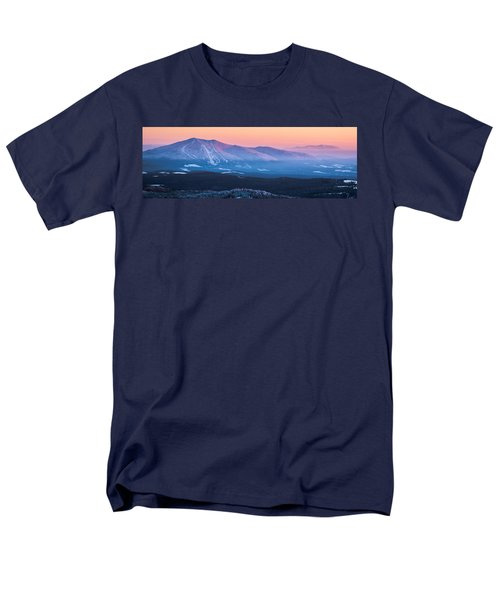 Burke To Moosilauke Men's T-Shirt  (Regular Fit) by Tim Kirchoff