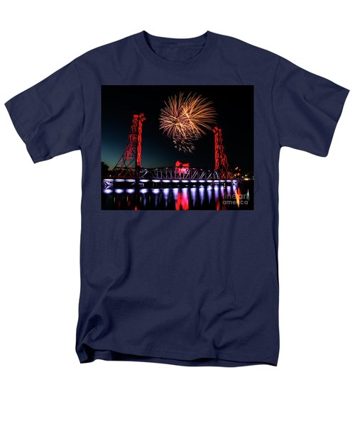 Canada Day 2016 Men's T-Shirt  (Regular Fit)