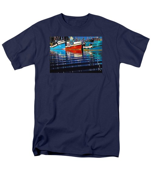 Men's T-Shirt  (Regular Fit) featuring the photograph Cape Harbour by Dennis Cox WorldViews