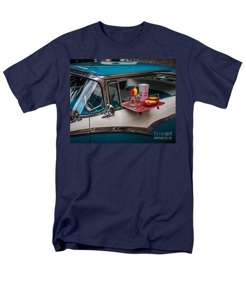 Car Hop Men's T-Shirt  (Regular Fit) by Perry Webster