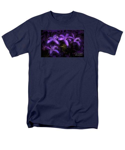 Cattleya Orchid Flower Men's T-Shirt  (Regular Fit) by Suzanne Handel