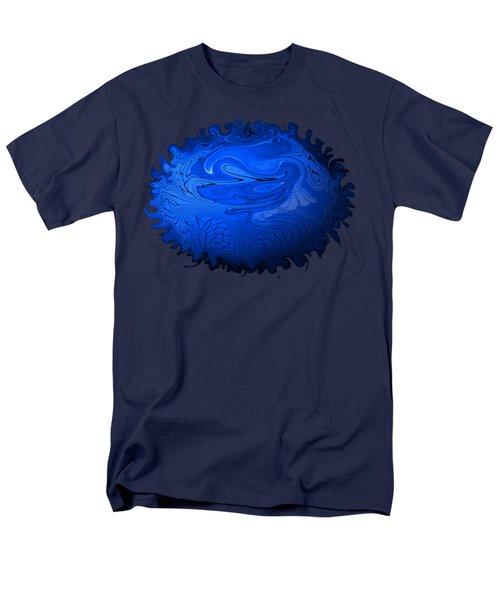 Caught Men's T-Shirt  (Regular Fit) by David and Lynn Keller