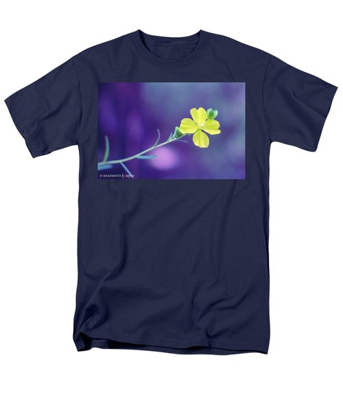 Cheer Up Buttercup Men's T-Shirt  (Regular Fit) by Stefanie Silva