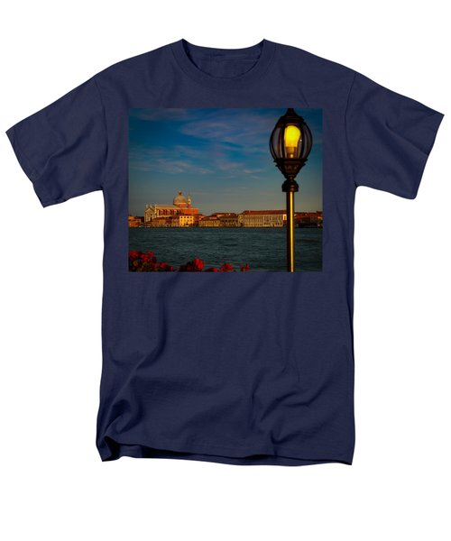 Chiesa Del Santissimo Redentore Men's T-Shirt  (Regular Fit) by Kathleen Scanlan