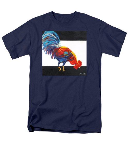 Cock-a-doodle-doo-too Men's T-Shirt  (Regular Fit)