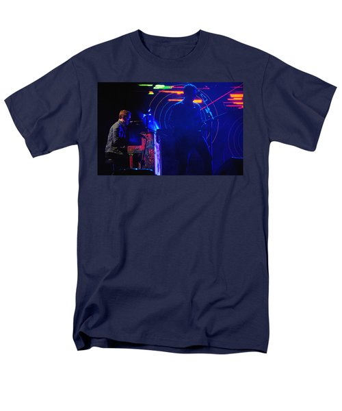 Coldplay2 Men's T-Shirt  (Regular Fit) by Rafa Rivas