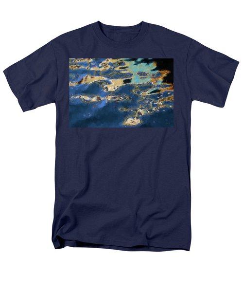 Color Abstraction Xxxvii - Painterly Men's T-Shirt  (Regular Fit)