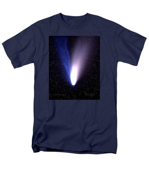 Comet Hale-bopp Men's T-Shirt  (Regular Fit)