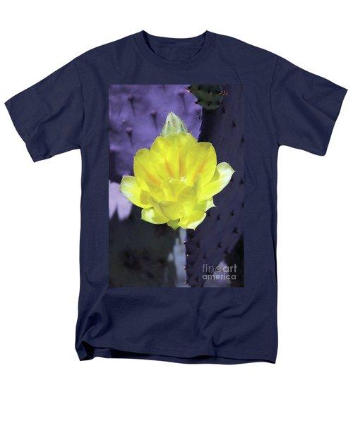 Contrast Men's T-Shirt  (Regular Fit) by Alycia Christine