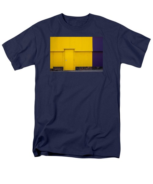 Men's T-Shirt  (Regular Fit) featuring the photograph Contrasts In Color by Monte Stevens
