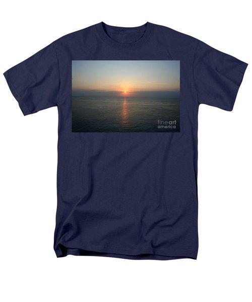 Men's T-Shirt  (Regular Fit) featuring the photograph Cozumel Sunset by John Black