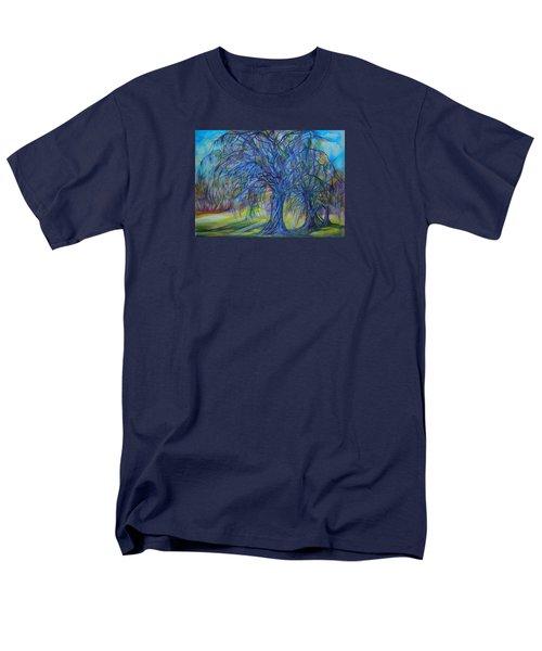 Crystal Light Men's T-Shirt  (Regular Fit)