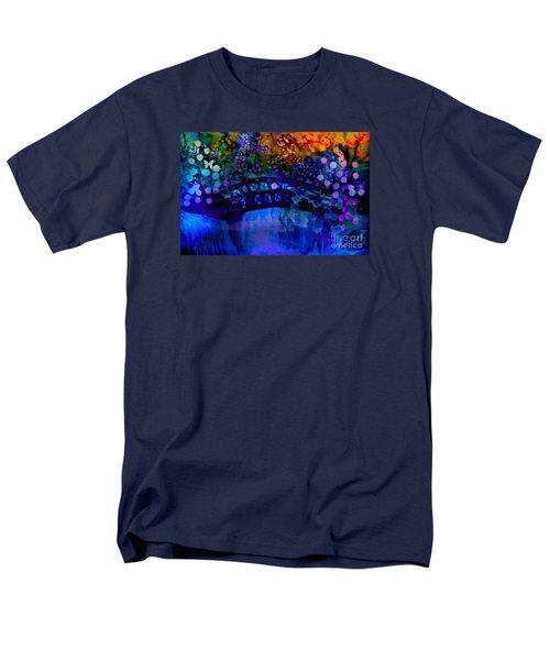 Cross Over The Bridge Men's T-Shirt  (Regular Fit) by Sherri's Of Palm Springs