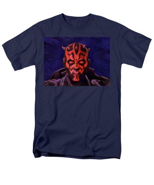 Darth Maul Dark Lord Of The Sith Men's T-Shirt  (Regular Fit) by Sergey Lukashin