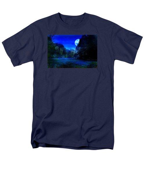 Dawn At Night Men's T-Shirt  (Regular Fit) by Bernd Hau