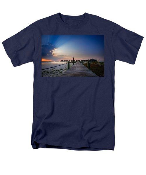 Daybreak Men's T-Shirt  (Regular Fit) by Ian Good