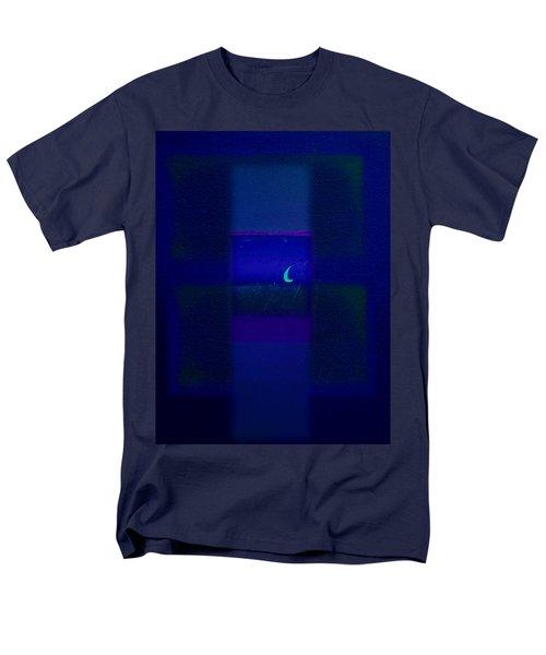 Deep Blue Sea Men's T-Shirt  (Regular Fit) by Charles Stuart