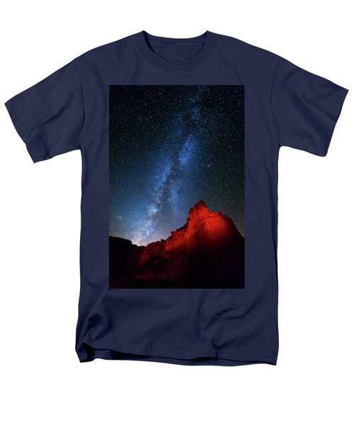 Men's T-Shirt  (Regular Fit) featuring the photograph Deep In The Heart Of Texas - 1 by Stephen Stookey