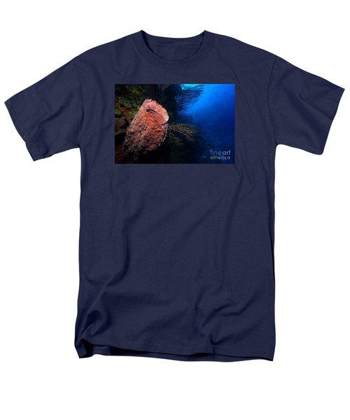 Deep Reef Men's T-Shirt  (Regular Fit) by Aaron Whittemore