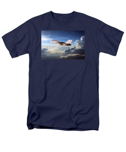Diamonds In The Sky Men's T-Shirt  (Regular Fit) by Peter Chilelli