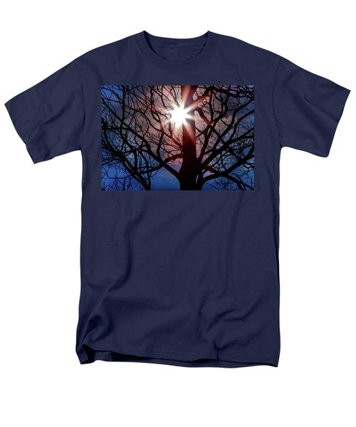 Don't Lose Sight Of It All Men's T-Shirt  (Regular Fit) by Karen Wiles