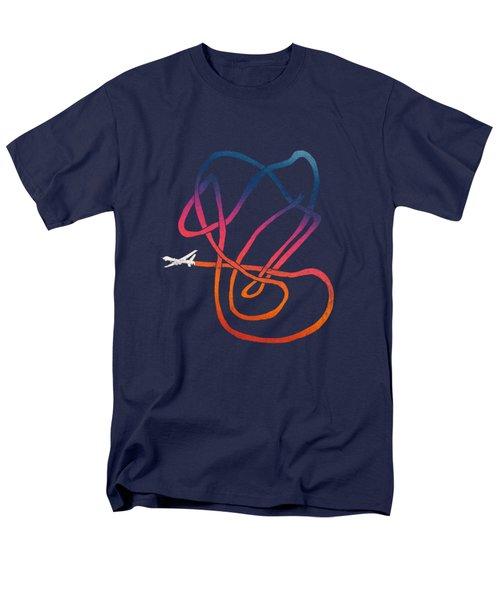 Drunk Drone Men's T-Shirt  (Regular Fit) by Illustratorial Pulse