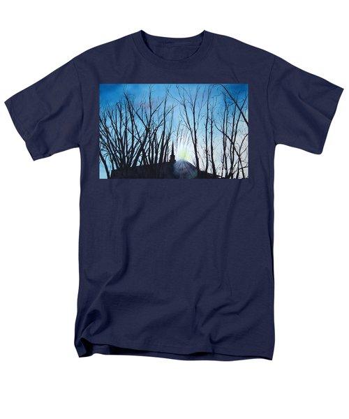Durfee Street Chapel Men's T-Shirt  (Regular Fit)