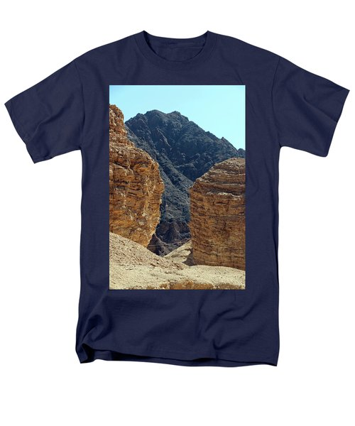 Men's T-Shirt  (Regular Fit) featuring the photograph Eilat-israel by Denise Moore