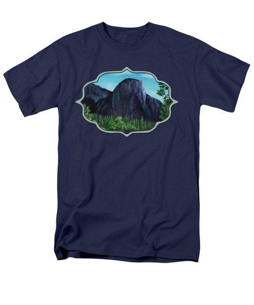 El Capitan Men's T-Shirt  (Regular Fit) by Anastasiya Malakhova