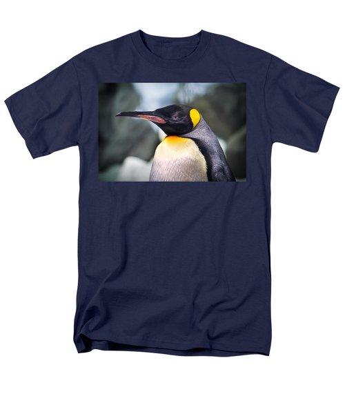Emperor Penguin Men's T-Shirt  (Regular Fit) by Kym Clarke