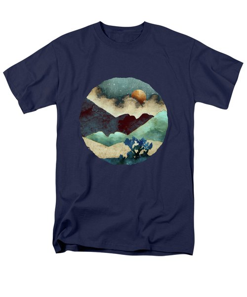 Evening Calm Men's T-Shirt  (Regular Fit) by Spacefrog Designs