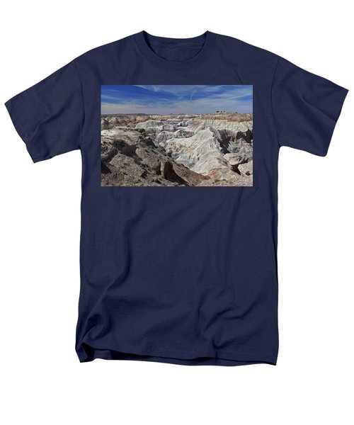 Men's T-Shirt  (Regular Fit) featuring the photograph Evident Erosion by Gary Kaylor