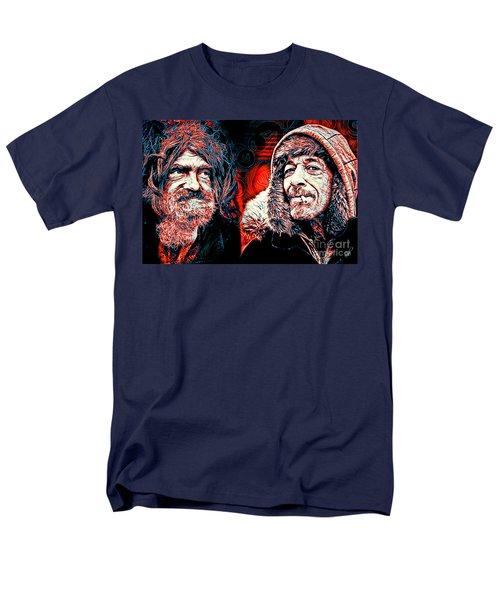 Expressions Men's T-Shirt  (Regular Fit) by Zedi
