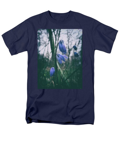 Fade Into The Blue Men's T-Shirt  (Regular Fit) by Karen Stahlros