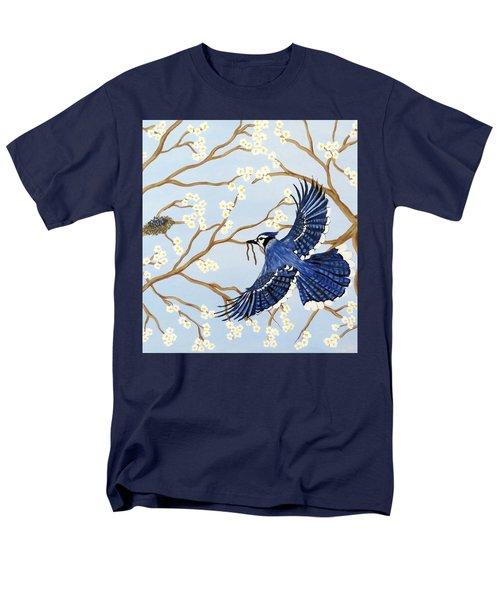 Feeding Time Men's T-Shirt  (Regular Fit)