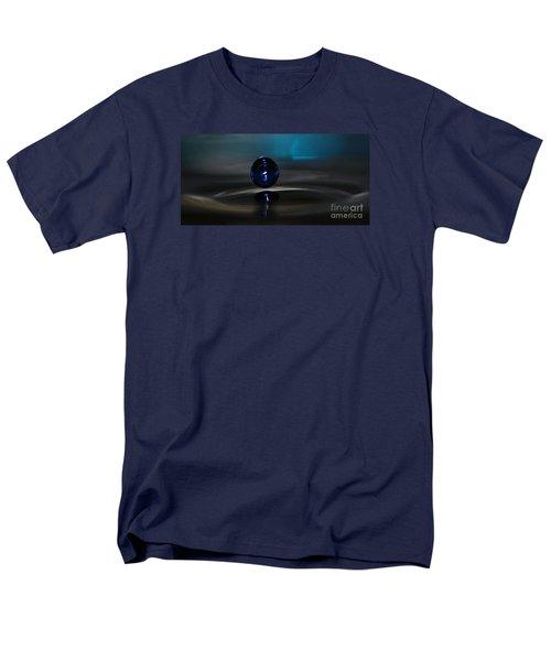 Feeling Blue Men's T-Shirt  (Regular Fit) by Kym Clarke