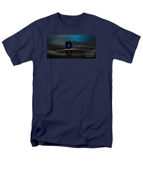 Feeling Blue Men's T-Shirt  (Regular Fit)