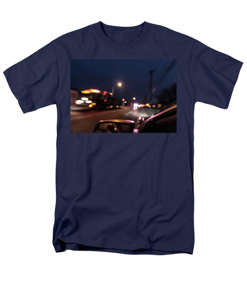 Men's T-Shirt  (Regular Fit) featuring the photograph First Responders by Randy Scherkenbach