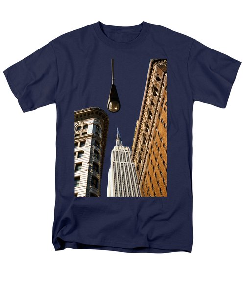 Flatiron District Men's T-Shirt  (Regular Fit)