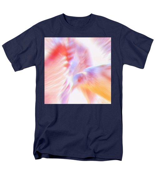 Flight Of The Seagull  Men's T-Shirt  (Regular Fit) by Glenn Gemmell
