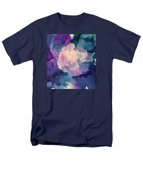 Floral Abstract Men's T-Shirt  (Regular Fit)