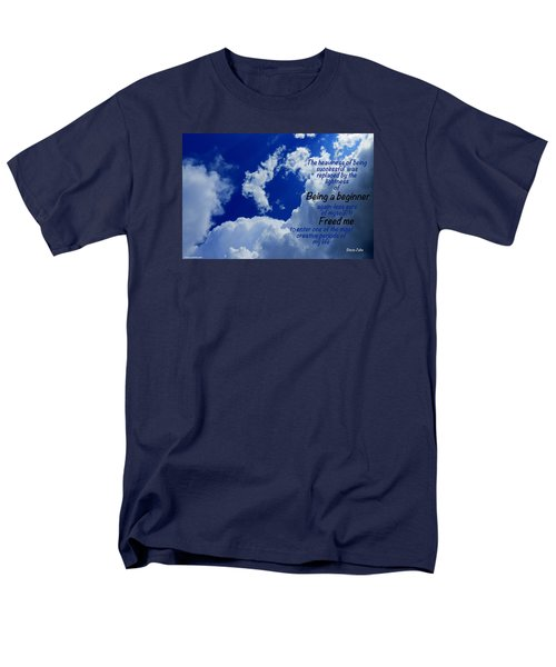 Men's T-Shirt  (Regular Fit) featuring the photograph Freshness by David Norman