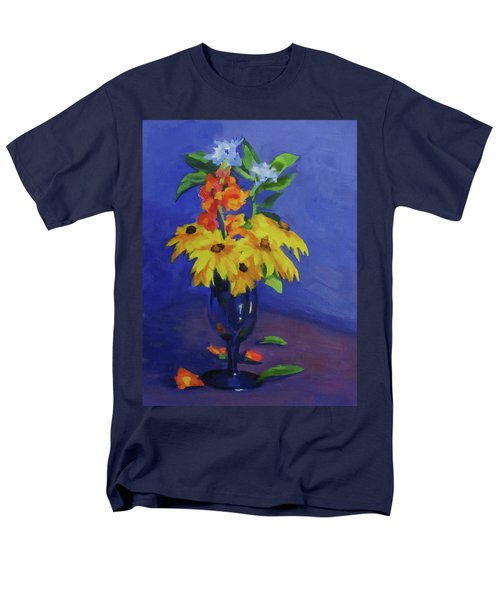 From The Garden Men's T-Shirt  (Regular Fit) by Karen Ilari