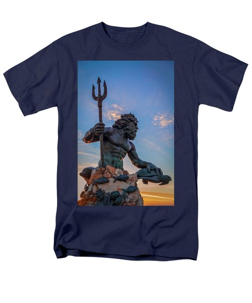 Gaze I Men's T-Shirt  (Regular Fit) by David Cote